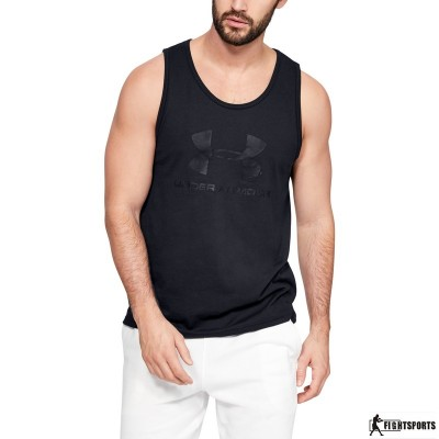 UNDER ARMOUR TANK TOP SPORTSTYLE LOGO 001