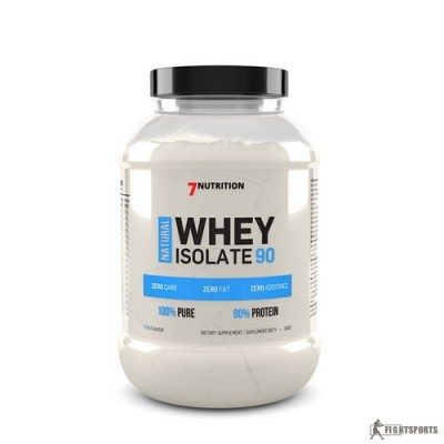 7 nutrition whey isolate  500g